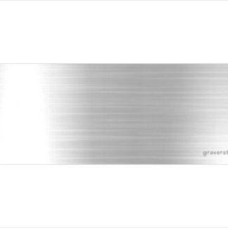 Gravirana vratna tablica GT1 VZOREC srebrna