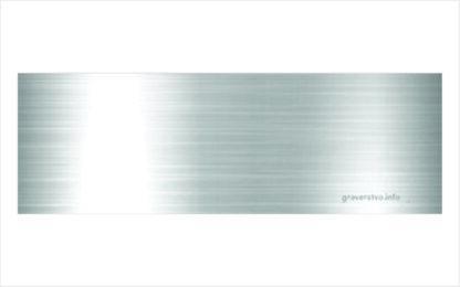 Priimek za poštni nabiralnik srebrna GT4