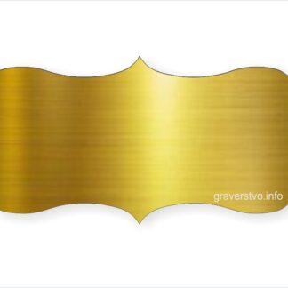 Tablica za stanovanje zlata gt2